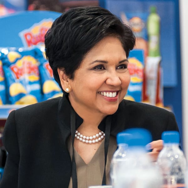Indra Nooyi • Women of Business - Earnest Labs