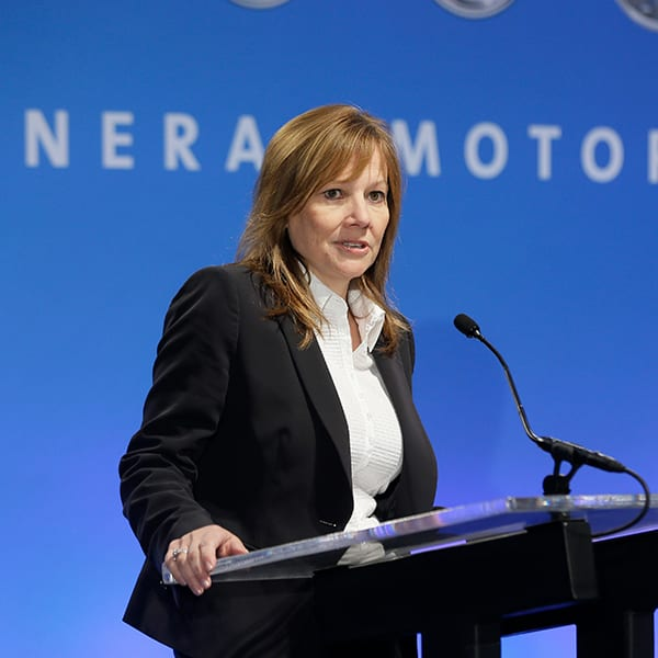 Mary Barra • Women of Business - Earnest Labs