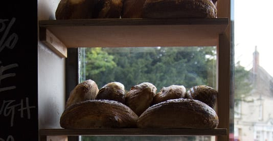 Bread from local bakeries are used in both of the Lynwood & Co cafes