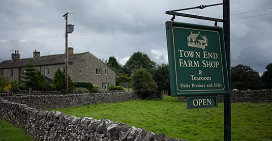 Town End Farm, Yorkshire Dales